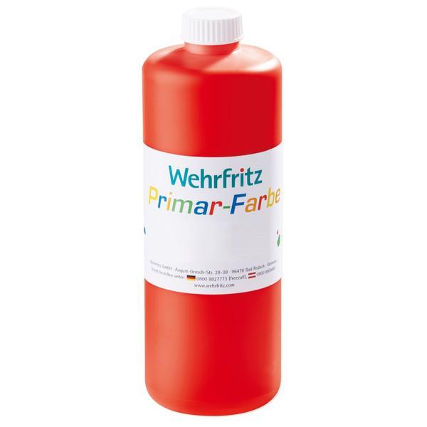 Primar Wehrfritz - farby podstawowe - kolor czerwony