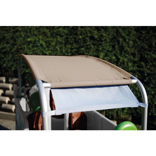 Ochrona przeciwsłoneczna do wózka żłobkowego Wehrfritz