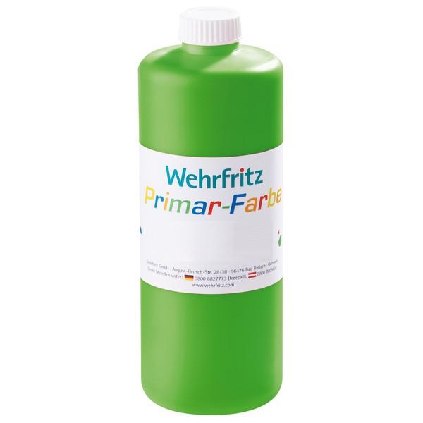 Primar Wehrfritz - farby podstawowe - kolor zielony