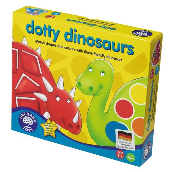 Dinozaur Dotty - 3 warianty gry