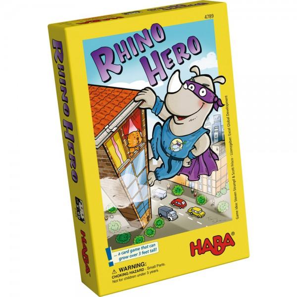 Gra HABA Super Rhino