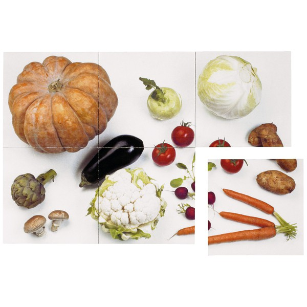 Zestaw: Kosz owoców + Skrzynka warzyw