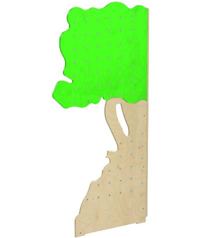 Drzewo wspinaczkowe, szer. 10,8 cm