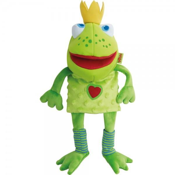 Pacynka Żabi król