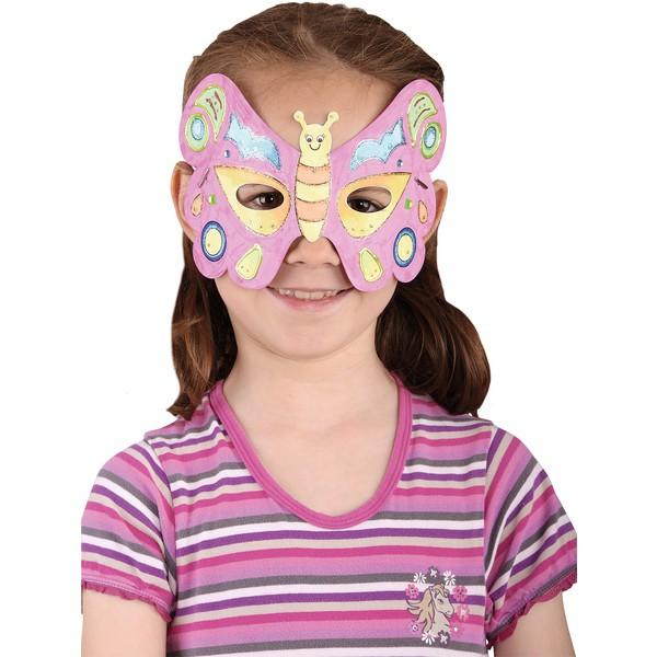 """Maski """"Motyle"""", 6 sztuk"""