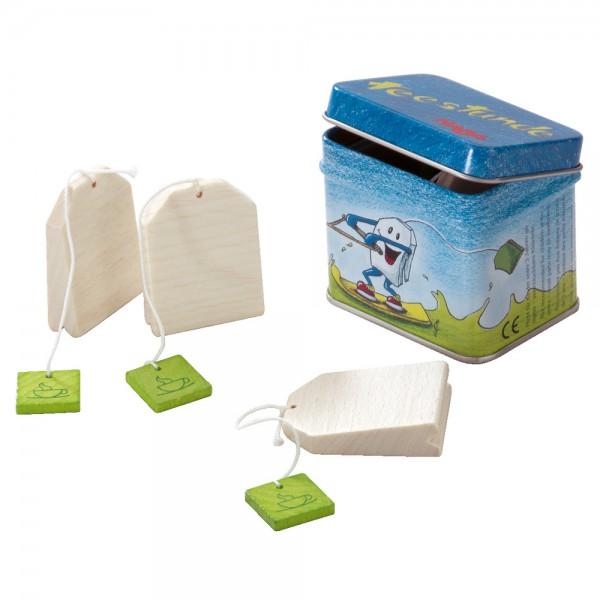 Biofino - puszka z herbatą w torebkach