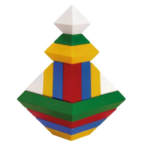 """Piramida """"Wedgits"""""""