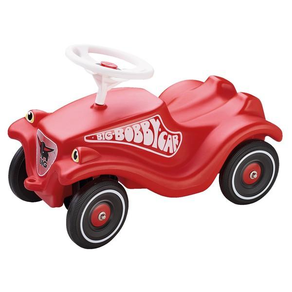 Bobby-Car-zestaw standard (2 x czerwony)