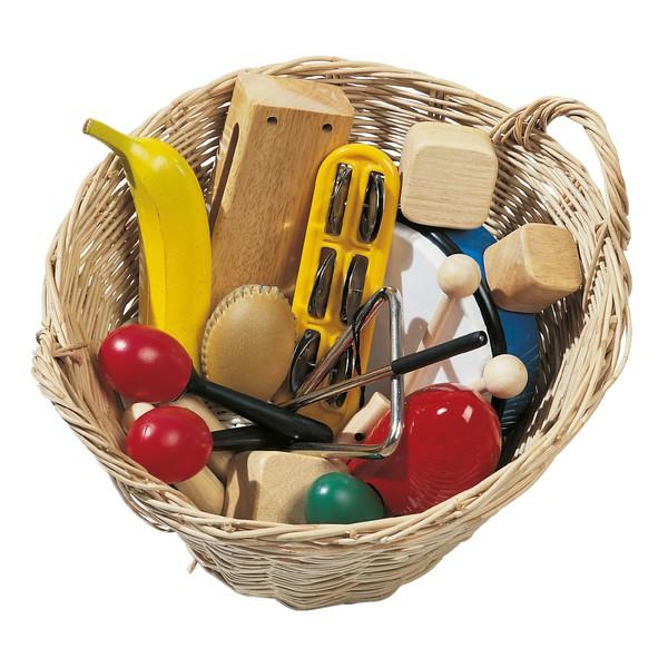 Zestaw perkusyjny , 15 instrumentów