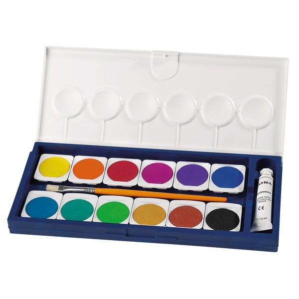 Zestaw farb szkolnych