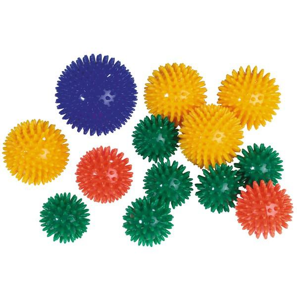 Piłki jeżyki, 12 sztuk