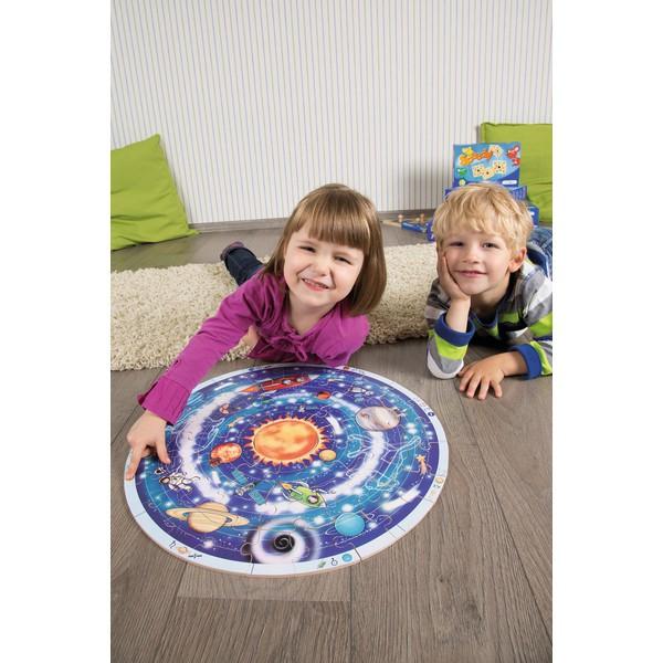 Puzzle edukacyjne XXL – Planety