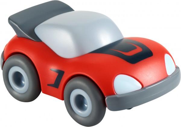 Kullerbü – Czerwone sportowe auto