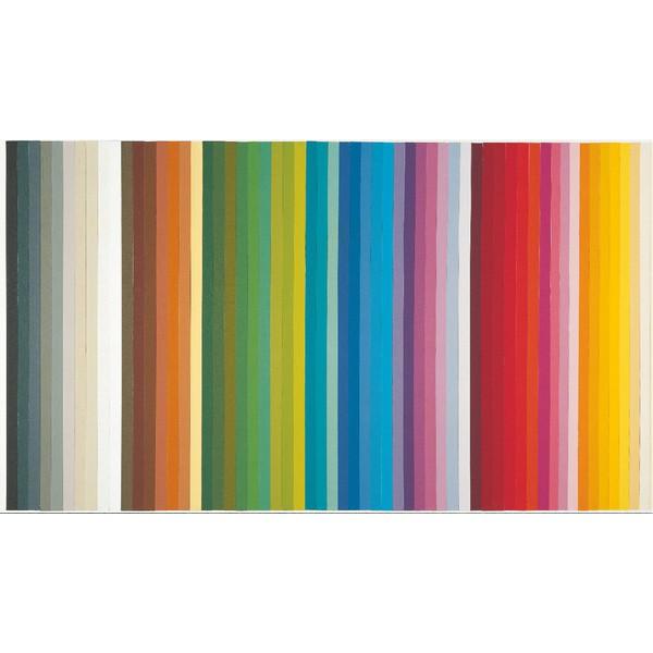 Karton fotograficzny 300 g/m2, opakowanie mieszane, 60 kolorów