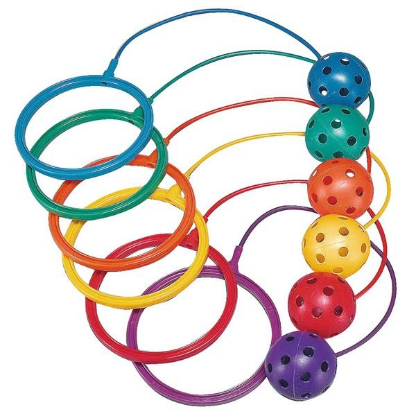Wirująca piłka, 12 sztuk