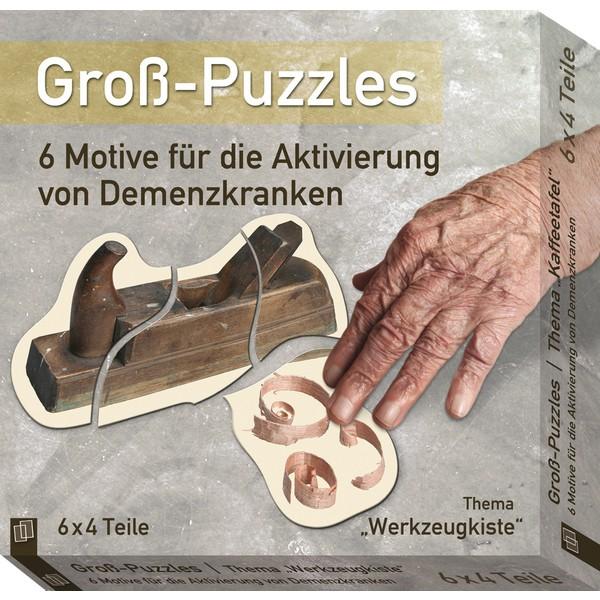 Duże puzzle Narzędzia