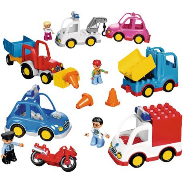 LEGO® Duplo® Pojazdy, 32 części