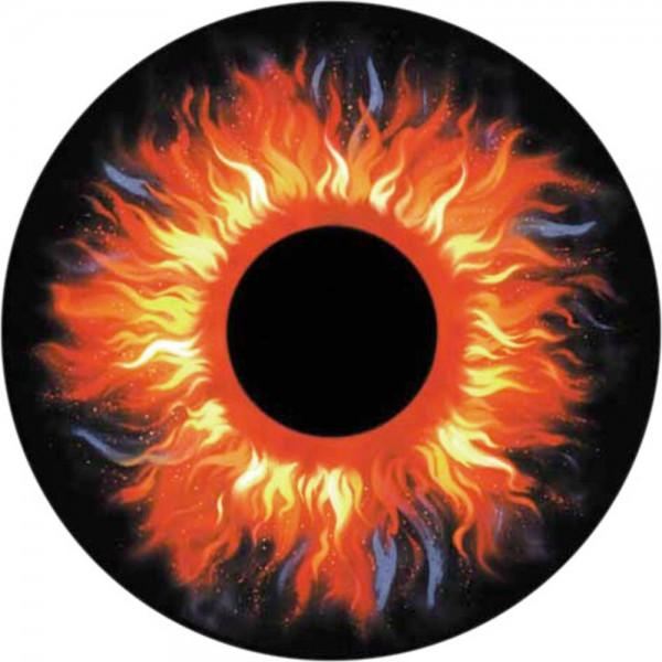 Kółka do efektów - Płomienie
