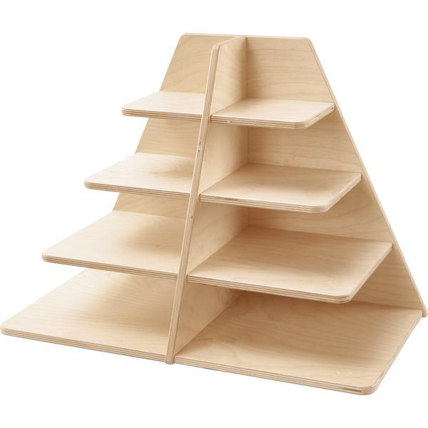 Regał na papier origami