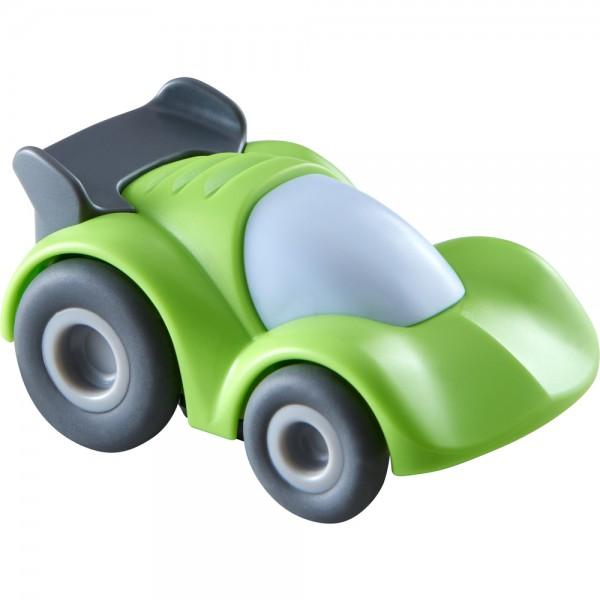 Kullerbü – Zielone sportowe auto