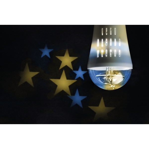 Żarówka LED - gwiazdy
