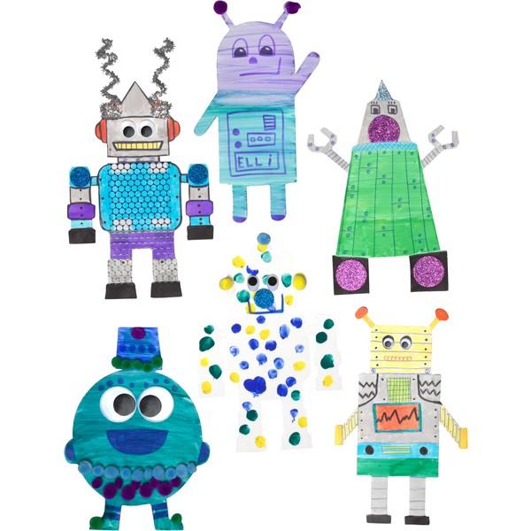 Roboty blanko