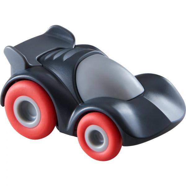 Kullerbü – Antracytowe sportowe auto