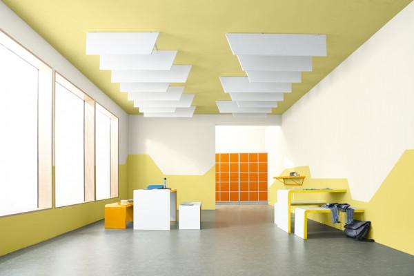 set.upp - Stół szkolny na korytarz