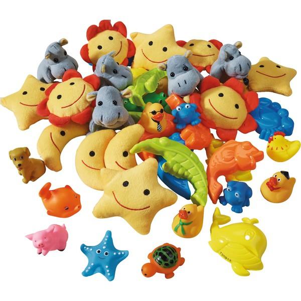 Zestaw prezentów dla dzieci poniżej 3 lat, 50 części