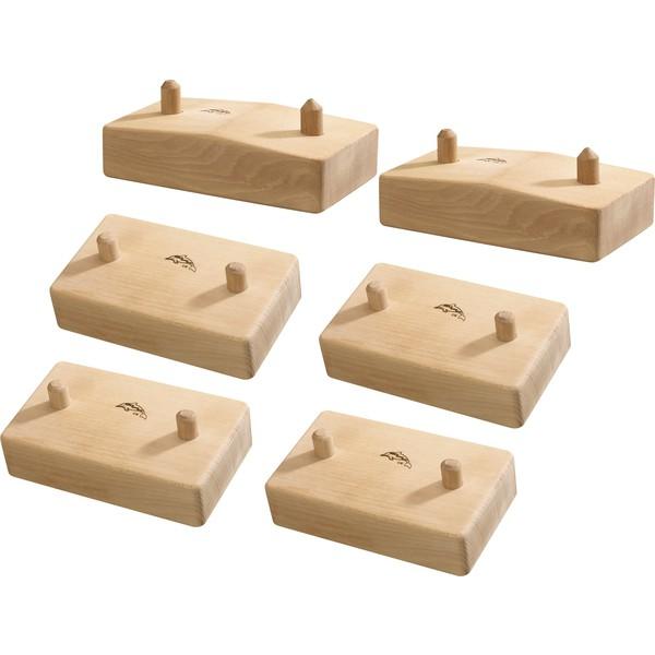 Zestaw łączących bloków