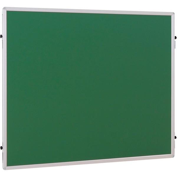 Tablica wolnostojąca szkolna, zielona