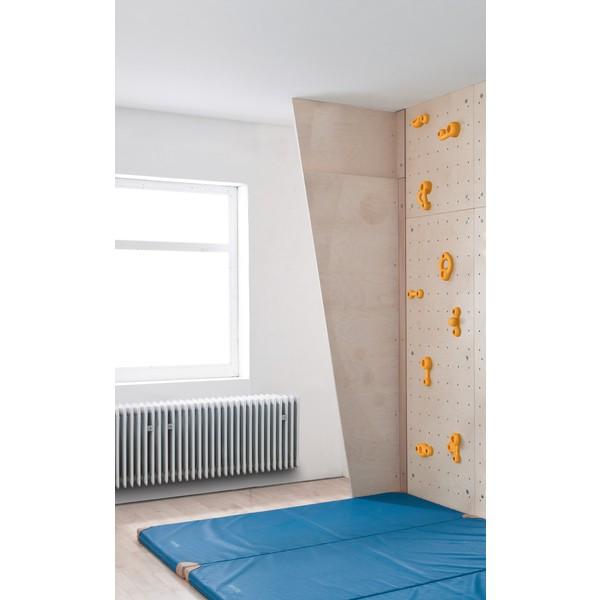 Ścianka boczna zabezpieczająca, wys. 320 cm i 2 ramiona mocujące