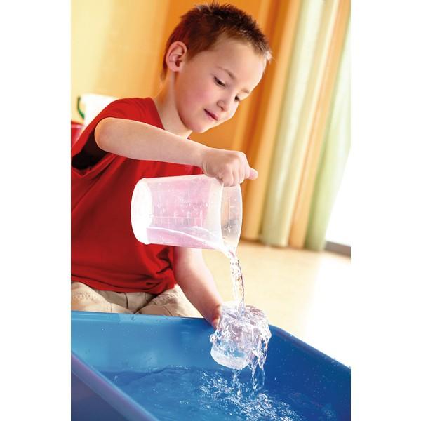 Zestaw miarek, 5 części - od 100 ml do 1 litra