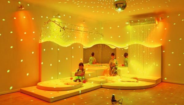 Sala Doświadczania Świata - Wizualizacja 3D