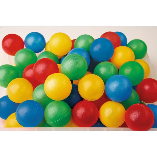 Piłki do basenu, Ø 7,5 cm, kolorowe, 250 sztuk