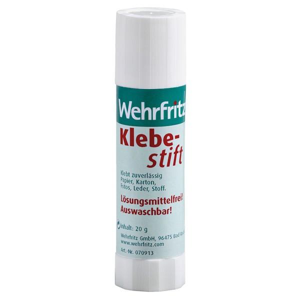 Zestaw klejów w sztyfcie Wehrfritz, 3 x 20 g