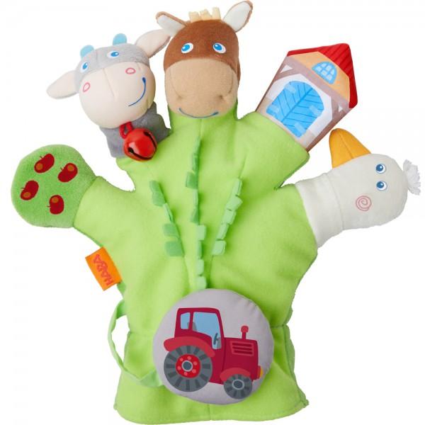 Rękawica do zabawy Farma