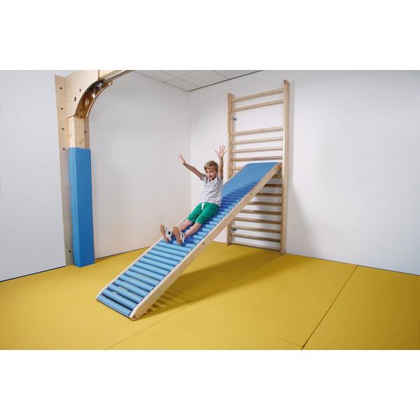 Zestaw montażowy do ściany i sufitu dla wszystkich sprzętów gimnastycznych i do wspinaczki