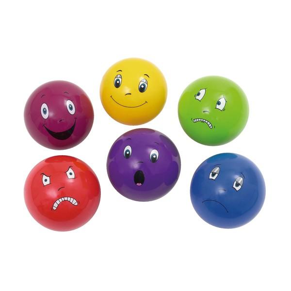 """Piłki """"Emocje"""", 6 sztuk   Emocje   Edukacja językowa   Pomoce ..."""