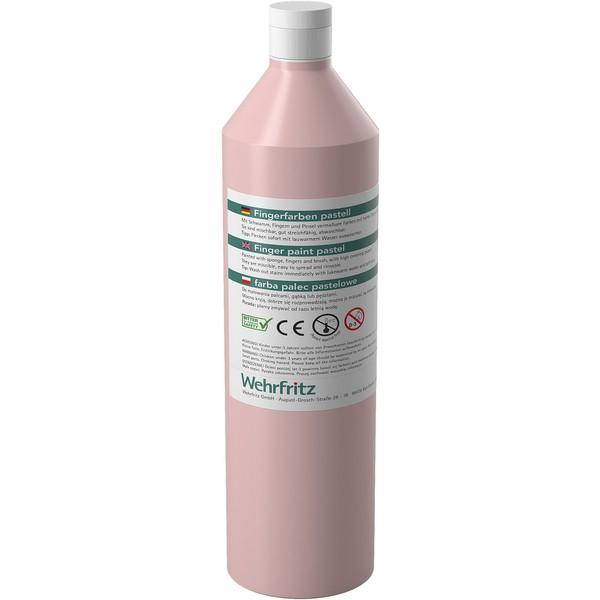 """Farby kryjące Wehrfritz """"Pastelowe kolory"""", 6 x 500 ml"""