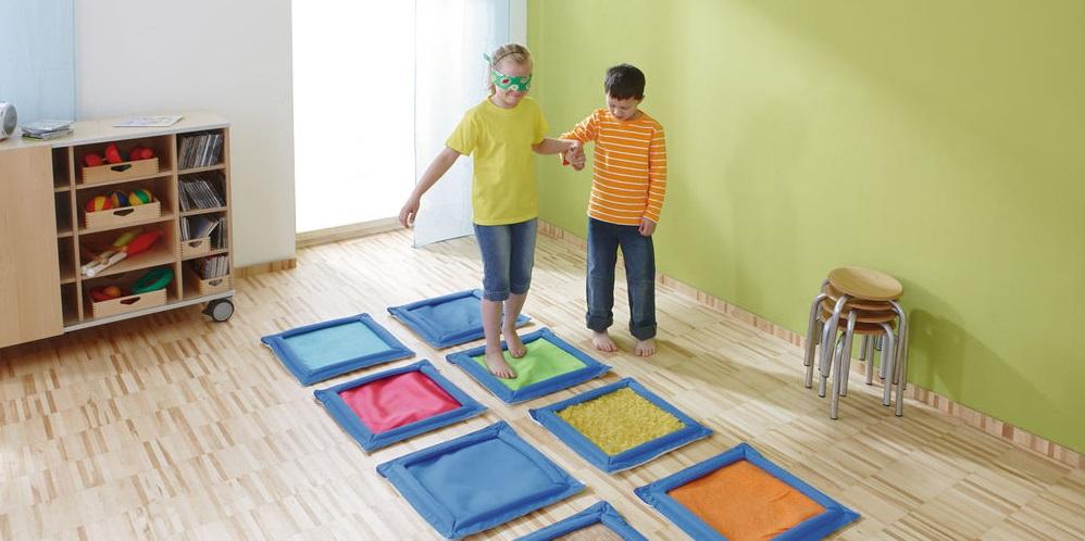 Zaburzenia integracji sensorycznej w szkole podstawowej