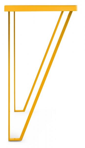set.upp - Stół przyścienny z nogami