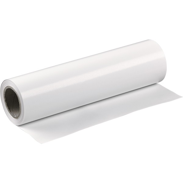 Papier w rolce Biały Długość 40 m Format A3 / A4