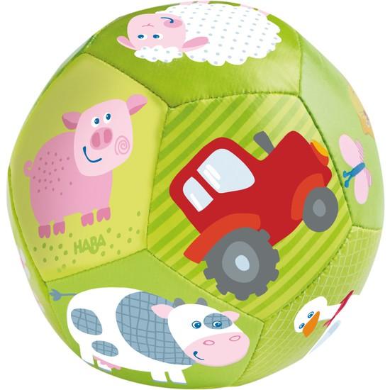 Piłka dla niemowląt Na farmie