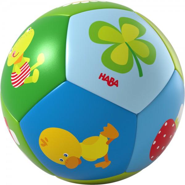 Piłka niemowlęca Symbole szczęścia