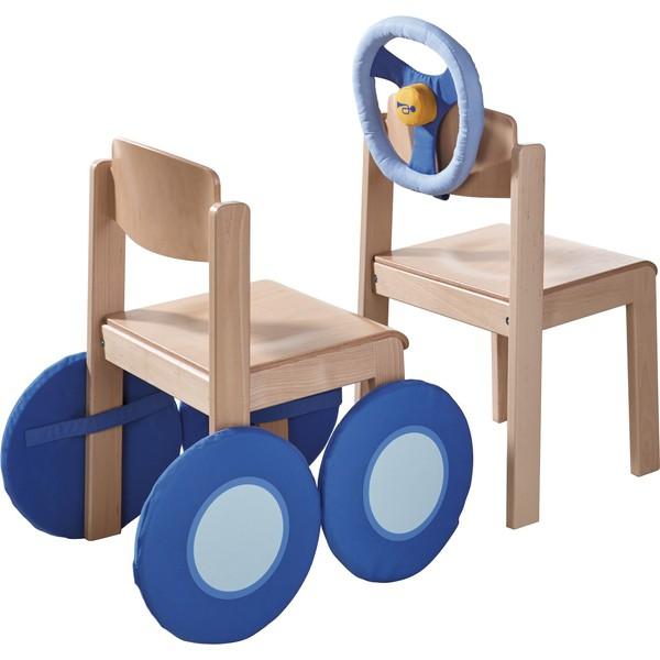 """Przebranie dla krzesła """"Auto"""""""