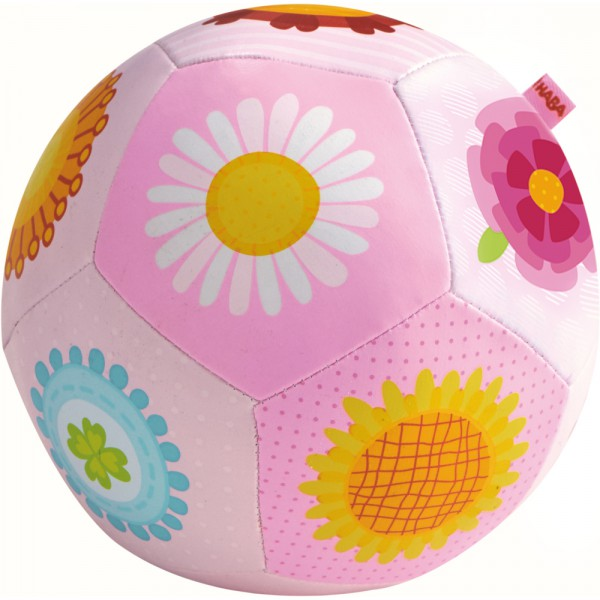 Piłka dla niemowląt Czar kwiatów