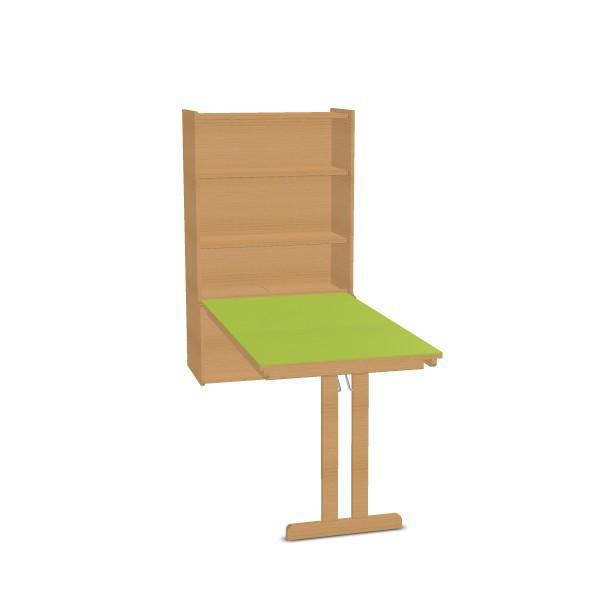 Szafa i stół w jednym, wys. 59 cm