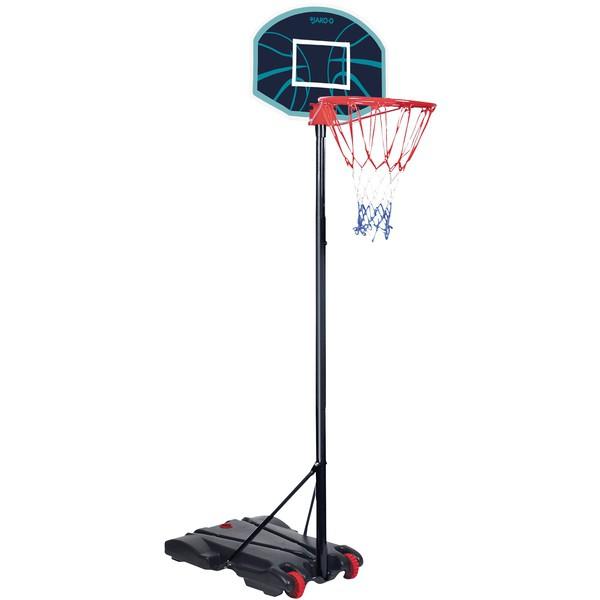 Stojak do gry w koszykówkę