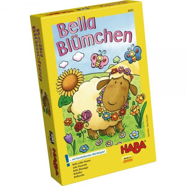 Gra HABA Bella Kwiatuszek